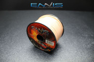 18 GAUGE WIRE ENNIS ELECTRONICS 100 FT PINK SPOOL PRIMARY AWG COPPER CLAD