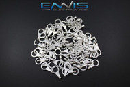 18-22 GAUGE 25 PK UNINSULATED/ NON INSULATED RING 5/16 TERMINAL CONNECTOR URR516