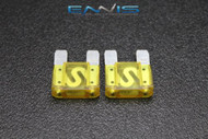 2 PACK MAXI 100 AMP FUSE BLADE STYLE CAR BOAT AUTOMOTIVE AUTO HOLDER FUSES EE