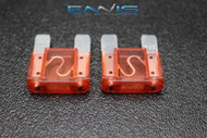 2 PACK MAXI 20 AMP FUSE BLADE STYLE CAR BOAT AUTOMOTIVE AUTO HOLDER FUSES EE