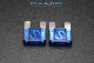 2 PACK MAXI 60 AMP FUSE BLADE STYLE CAR BOAT AUTOMOTIVE AUTO HOLDER FUSES EE