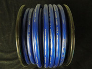 0 GAUGE WIRE 10 FT BLUE SUPERFLEX 1/0 AWG POWER GROUND CABLE STRANDED CAR