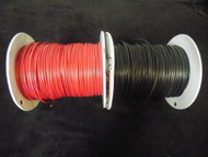22 GAUGE 25 FT RED 25 FT BLACK GPT WIRE 100% COPPER AUTOMOTIVE PRIMARY OFC AWG
