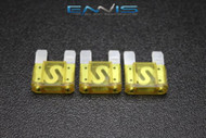 3 PACK MAXI 100 AMP FUSE BLADE STYLE CAR BOAT AUTOMOTIVE AUTO HOLDER FUSES EE