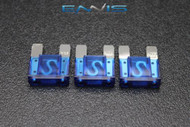 3 PACK MAXI 60 AMP FUSE BLADE STYLE CAR BOAT AUTOMOTIVE AUTO HOLDER FUSES EE