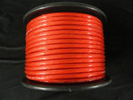 4 GAUGE RED WIRE 25 FT PRIMARY POWER GROUND STRANDED AWG CABLE POSITIVE NEW