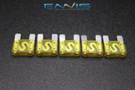 5 PACK MAXI 100 AMP FUSE BLADE STYLE CAR BOAT AUTOMOTIVE AUTO HOLDER FUSES EE