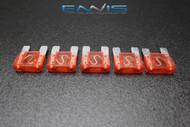 5 PCS EA MAXI 20 30 40 50 60 70 80 100 AMP FUSE BLADE AUTOMOTIVE HOLDER FUSES EE