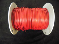 8 GAUGE 5 FT RED GPT WIRE 100% COPPER AUTOMOTIVE PRIMARY OFC STRANDED AWG