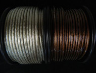 8 GAUGE WIRE 10 FT 5 BLACK 5 SILVER AWG CABLE POWER GROUND STRANDED PRIMARY