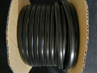 1/4 PVC TUBING BLACK 5 FT WIRE PROTECTANT HIGH QUALITY FAST SHIPPING VT250