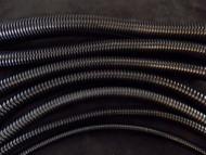 10 FT EACH BLACK SPLIT LOOM 1/8 1/4 3/8 1/2 5/8 3/4 1 '' WIRE CONDUIT TUBING