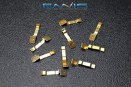 10 (PCS) ATC FUSE TAP 24K GOLD PLATED ADD A CIRCUIT ATO HOLDER FAST SHIP FTATC