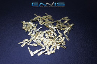 100 (PCS) ATM MINI FUSE TAP 24K GOLD PLATED ADD A CIRCUIT ATO HOLDER FTATM