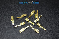 10 (PCS) ATM MINI FUSE TAP 24K GOLD PLATED ADD A CIRCUIT ATO HOLDER FTATM
