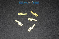 5 (PCS) MINI FUSE TAP 24K GOLD PLATED ADD A CIRCUIT ATO HOLDER FTMN