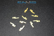 25 (PCS) MINI FUSE TAP 24K GOLD PLATED ADD A CIRCUIT ATO HOLDER FTMN