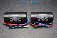 (2) NOISE FILTER 5 AMPS 12V HUM FILTER NOISE ENGINE SUPPRESSOR WIRE IBNF10