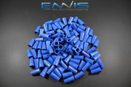 200 PCS WIRE TWIST CAP 22/14 GAUGE TERMINAL CONNECTOR SPLICE AWG BLUE WNBL