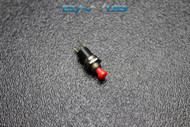 PUSH BUTTON SWITCH SPST MOMENTARY MINI BUTTON 3 AMP 125V 2 PIN NB-602PA