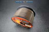 10 GAUGE WIRE ENNIS ELECTRONICS 100 FT BROWN PRIMARY STRANDED AWG COPPER CLAD