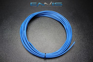 10 GAUGE WIRE ENNIS ELECTRONICS 25 FT BLUE PRIMARY STRANDED AWG COPPER CLAD