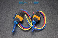 2 PCS TOGGLE SWITCH ON OFF BLUE ROCKER LED 12V 20 AMP 3 PIN IS-EC-IT1220BLU