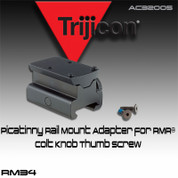 Trijicon AC32005 : Tall Picatinny Rail Mount for RMR
