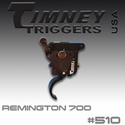Timney 510: For the Remington 700 w/Safety (721,722)