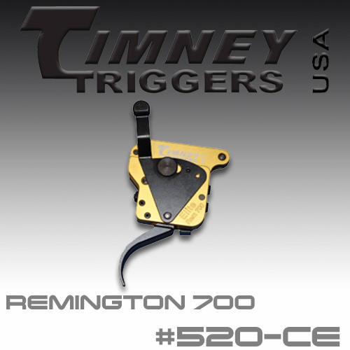 Timney 520-CE: Remington 700 w/Safety Calvin Elite 8oz to 2 5 lbs