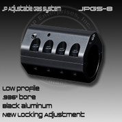 JP JPGS-8: Adjustable Gas Block
