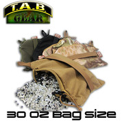 Tab Gear: 30oz Zipper Style Rear Bag