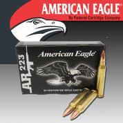American Eagle AE223J: 223 Rem 55gr FMJ
