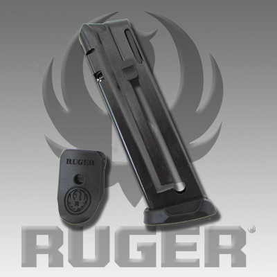 Ruger 90382: SR 22P Magazine 10 Rounds