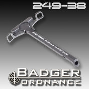 Badger Ordnance 249-38: Universal Charging Handle (with Right and Left-hand Gen l Tactical Latch)