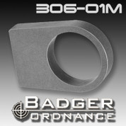 Badger Ordnance 306-01M: Marine Corps M40A3/5 Steel Recoil Lug