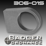 Badger Ordnance 306-01S: Maximized Recoil Lug, Stainless Steel