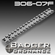 Badger Ordnance 306-07F: Remington Long Action Scope Rail 0 Cant