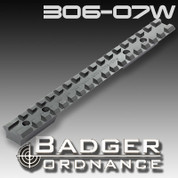 Badger Ordnance 306-07W: Winchester Long Action Scope Rail 20 MOA Cant