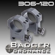 Badger Ordnance 306-120: 35mm Scope Ring, Medium (P/N 306-120)