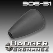 Badger Ordnance 306-31: Tactical Bolt Knob Black