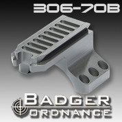 Badger Ordnance 306-70B: 34mm SIMRAD Cap (for USMC rings)