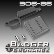 Badger Ordnance 306-86: M5 DBM Detachable Magazine Trigger Guard, CIP Lapua Magnum