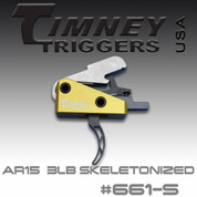 Timney 661S: AR-15 Small Pin .154 3Lbs. Pull
