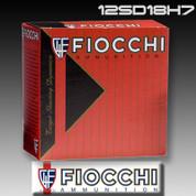 Fiocchi 12SD18H7: Shooting Dynamics Target Line 12 Ga #7.5 Lead Shot