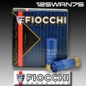 """Fiocchi 12SWRN75: Super White Rino 2-3/4"""" #7.5 Lead"""