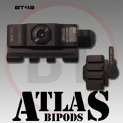 Atlas BT43: AccuShot Leveraged Rail