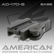 American Defense AD-170-S: Lock Base