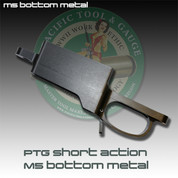 PTG M5 Bottom Metal: Short Action