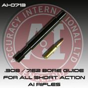 Accuracy International AI-0713:  .308 / 7.62 Bore Guide